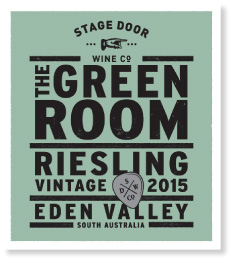 The Green Room 2015 Riesling Eden Valley Barossa