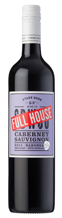 2015 Cabernet Sauvignon - Poster Series - Stage Door Wine Co