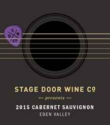2015 Cabernet Sauvignon Headliner - Stage Door Wine Co