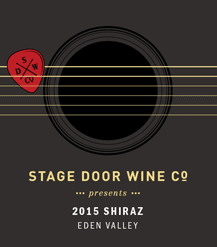 Stage Door Wine Co 2015 Shiraz Headliner Series